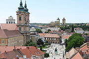 Sightseeing tour in Eger