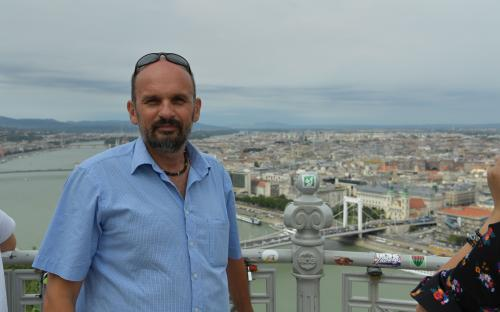 Budapest panorama with private guide