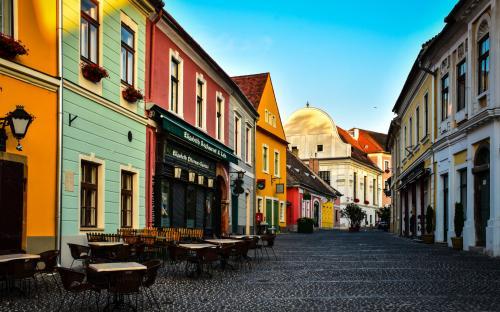 Szentendre street