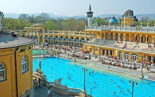 Budapest Baths Szechenyi Baths